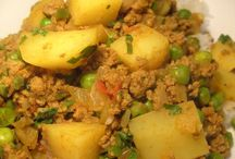 Curried dishes