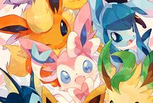 Pokemon / Et égalité avec Harry Potter je suis aussi une grande fan de Pokemon ! Quel est votre favori ?
