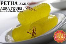 Petha , AGRA / Read blog on world famous Petha , AGRA  http://letsgoindiatours.blogspot.in/2016/03/petha-agra.html