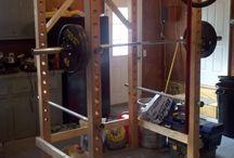 Gym Fitouts / Garage Gyms etc
