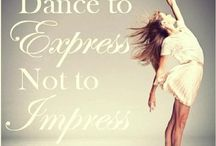 Dance is the only thing you need