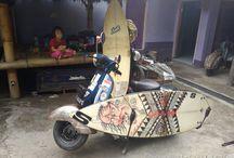 surfer style Lombok