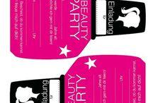 Feiern - Beauty Party