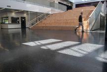 Terrazzo / Hesselberg Bygg AS Terrazzo gulv i særklasse.