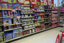 Supermarket & Retail Shelving/POS