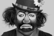 clowns/dolls/masks