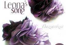 Lila-Orgona / Rózsák-Virágok