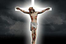 Cristo na  cruz
