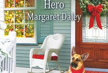 Inspie Book Covers w/ Dogs! / I love dogs and I love books! Books with dogs are the best! http://www.leetobinmcclain.com