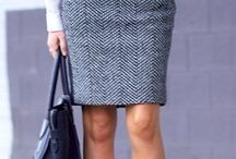 Fashion inspiration / Styles I like