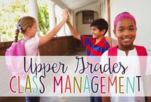 Upper Grades Class Management