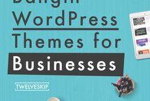 Website design / Wordpress website design