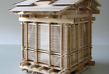 Timber Architecture Structure