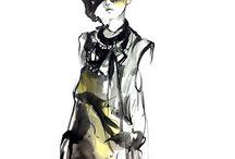 Fashion meets paper