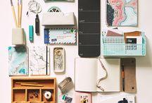 Organisation and stuff