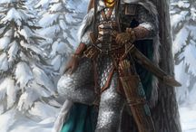 RPG Character Portraits