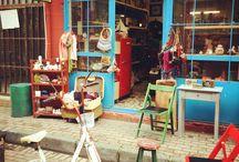 Büyülü Fener / Balat'ın kalbinde dünya tatlısı bir dükkan <3