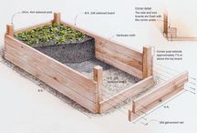 gardening ideas / by Gregory Beck