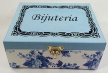 caixas de bijuterias decoradas