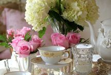 Tea time ideas