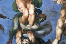Art-MICHELANGELO BUONARROTI / MICHELANGELO BUONARROTI