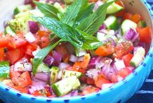 salads | / Salad recipes from Maman's Kitchen