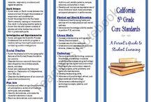 Homeschool: common core / by KC