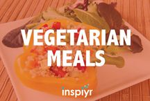 Vegetarian Meals / Going veg? Here are some great vegetarian meals to cook up.