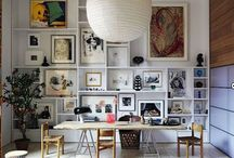 Interiors / by Elle Russell
