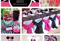 Disney Themed Party Ideas / by Tiffany Wilkus