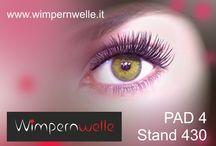 www.wimpernwelle.it / Wimpernwelle sarà presente ad Aestetica 2013