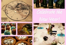 New Year's Eve Party Ideas / Games, decor, menu items