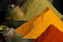 Spices / Spices to create exotically aromatic dishes