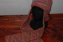 Knitting - Caps & Hats