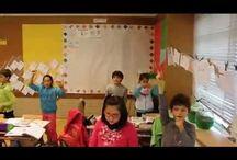 BLOQUE 2: Selección de actividades adaptadas a Bloom / Selección con los mejores trabajos elaborados dentro del curso Dale la vuelta a tu clase (Flipped Classroom)