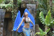 Belly Dancing Empowered Sohaila all over the World / Sohaila gets Empowered Belly Dancing Around the World. Sohaila's dance journeys took her to exotic places around the world where she danced and inspired others.