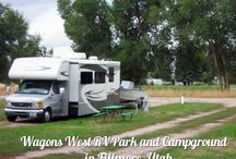 Utah Campgrounds / These are all Campgrounds/RV Parks in Utah that offer our 50% Discount!