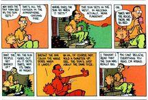 Calvin and Hobbes / by Vicki Walter