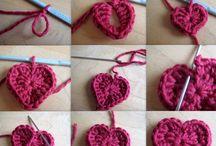 instructios heart morif