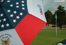 Golf Umbrellas / The highest quality golf umbrellas ever to hit the course.