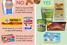 NO GMO / by Russie Rogers