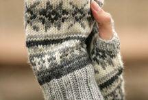 Breien - mutsen, sjaals, wanten en sokken / by Arrianne Liefrink