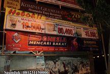 Spanduk Surabaya