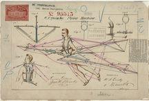 Machines / Patents /19th century