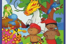 atividades do folclore