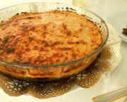 pasteles de verduras