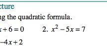 Math Inspiration