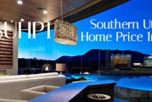 Southern Utah Home Price Index / Established utilizing specific data sets from the WCBR's MLS® (Multiple Listing Service®), the Southern Utah Home Price Index (a.k.a., SUHPI) provides individuals the ability to better understand our very important real estate trends, and how they affect the greater St. George Utah home prices.