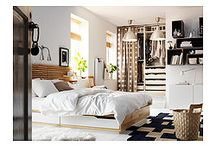 chambre à coucher exotique