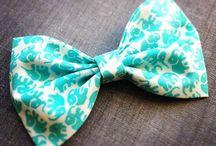 Cute bows!